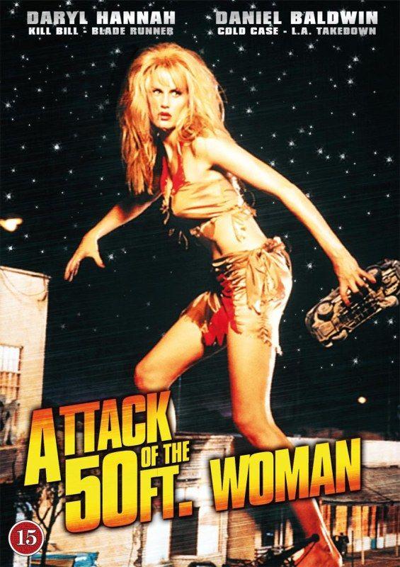 El ataque de la mujer de 50 pies de estatura