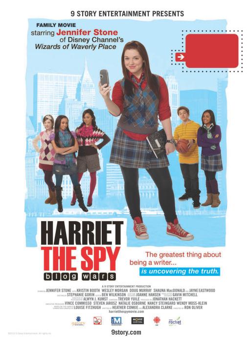 Harriet la espía: Guerra de blogs