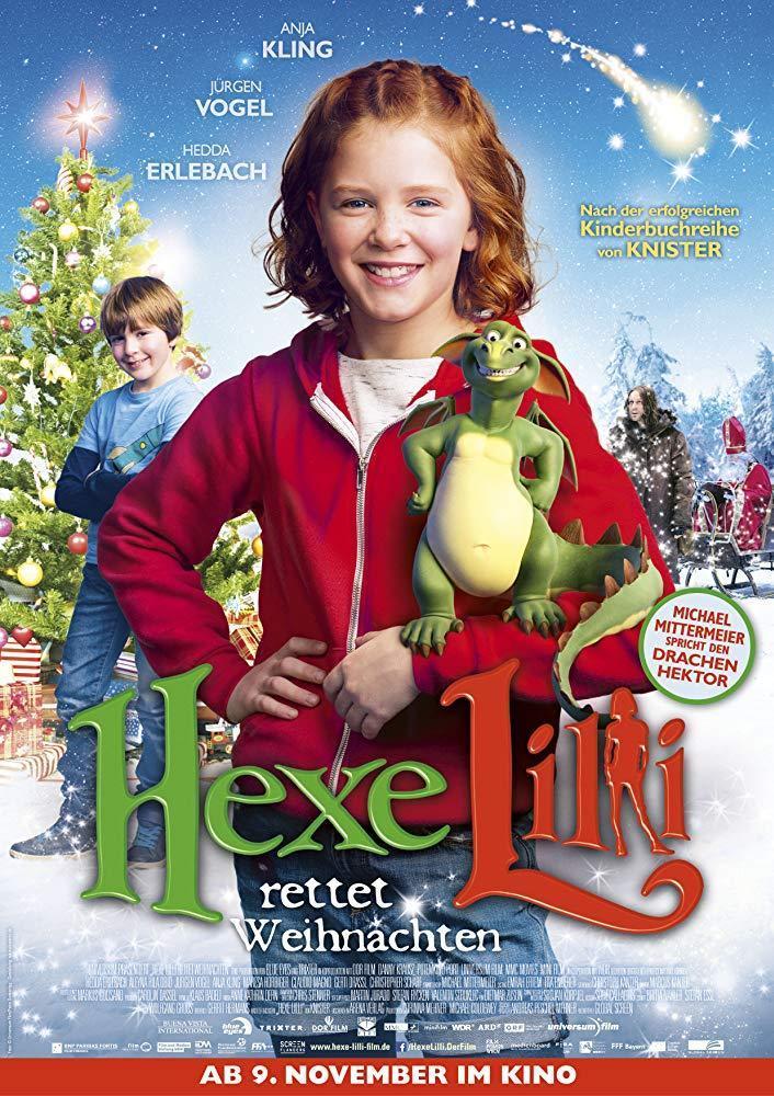 Lilly y la Navidad embrujada
