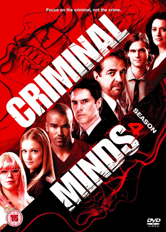 Anexo:4ª temporada de Mentes criminales
