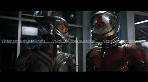 Ant-Man and The Wasp - Trailer - Español Latino
