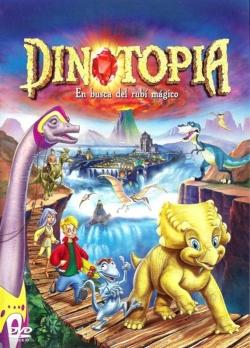 Dinotopía: En busca del rubí mágico