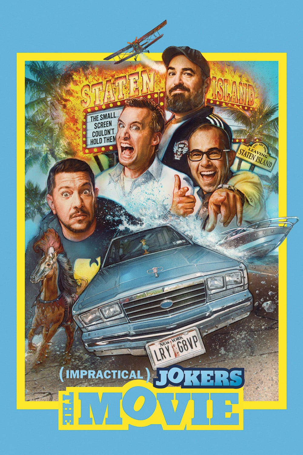 Impractical Jokers: La película