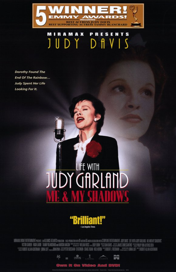 Mis sombras y yo: La vida de Judy Garland