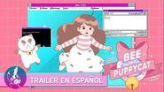TRAILER Bee y Puppycat EN ESPAÑOL LATINO - Estreno 2 de diciembre 11AM - Átomo Network