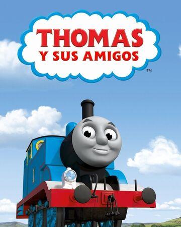 Thomas Y Sus Amigos Doblaje Wiki Fandom