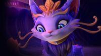 Yuumi, la gatita mágica