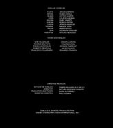 Credits - The Emperors New School S02E31 LA ESP