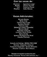 Doblaje Latino de Wolfblood Familia Lobo (1ª Temporada)