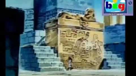 Inspector gadget 1x12,el oro de los incas,latino