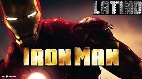 Iron Man – El Hombre de Hierro (2008) Tráiler -1 Doblado al Latino