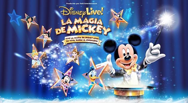 Disney Live!: La magia de Mickey