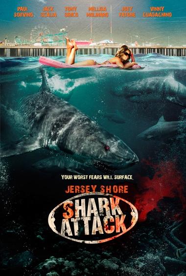 Ataque de tiburones en Jersey Shore