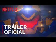 Titanes del Pacífico- Tierra de nadie - Tráiler oficial 1 - Netflix