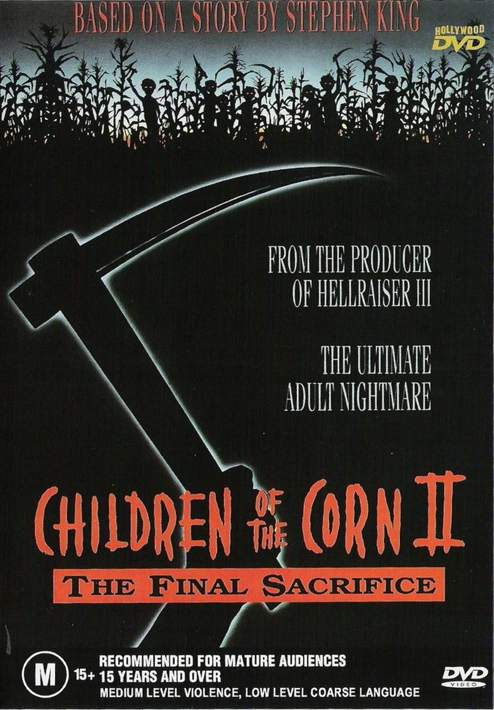 Los niños del maíz 2: El sacrificio final