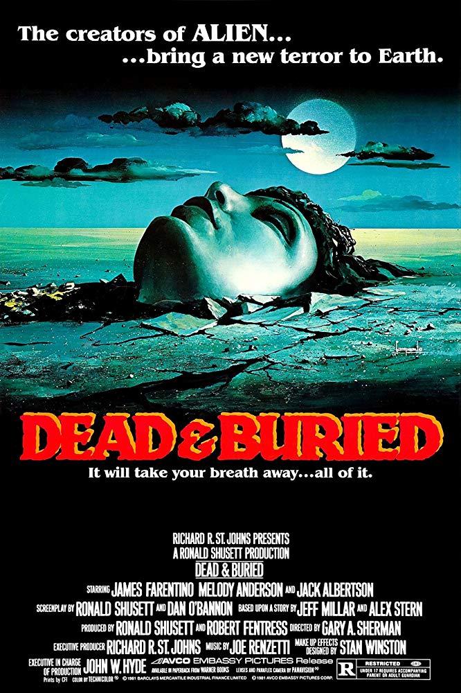 Muerto y enterrado