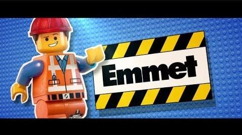 LA GRAN AVENTURA LEGO - Emmet - Oficial de Warner Bros. Pictures