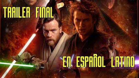 La venganza de los Sith - Trailer Oficial- Español Latino HD