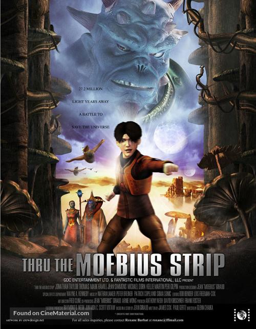 Atravesando la línea de Moebius