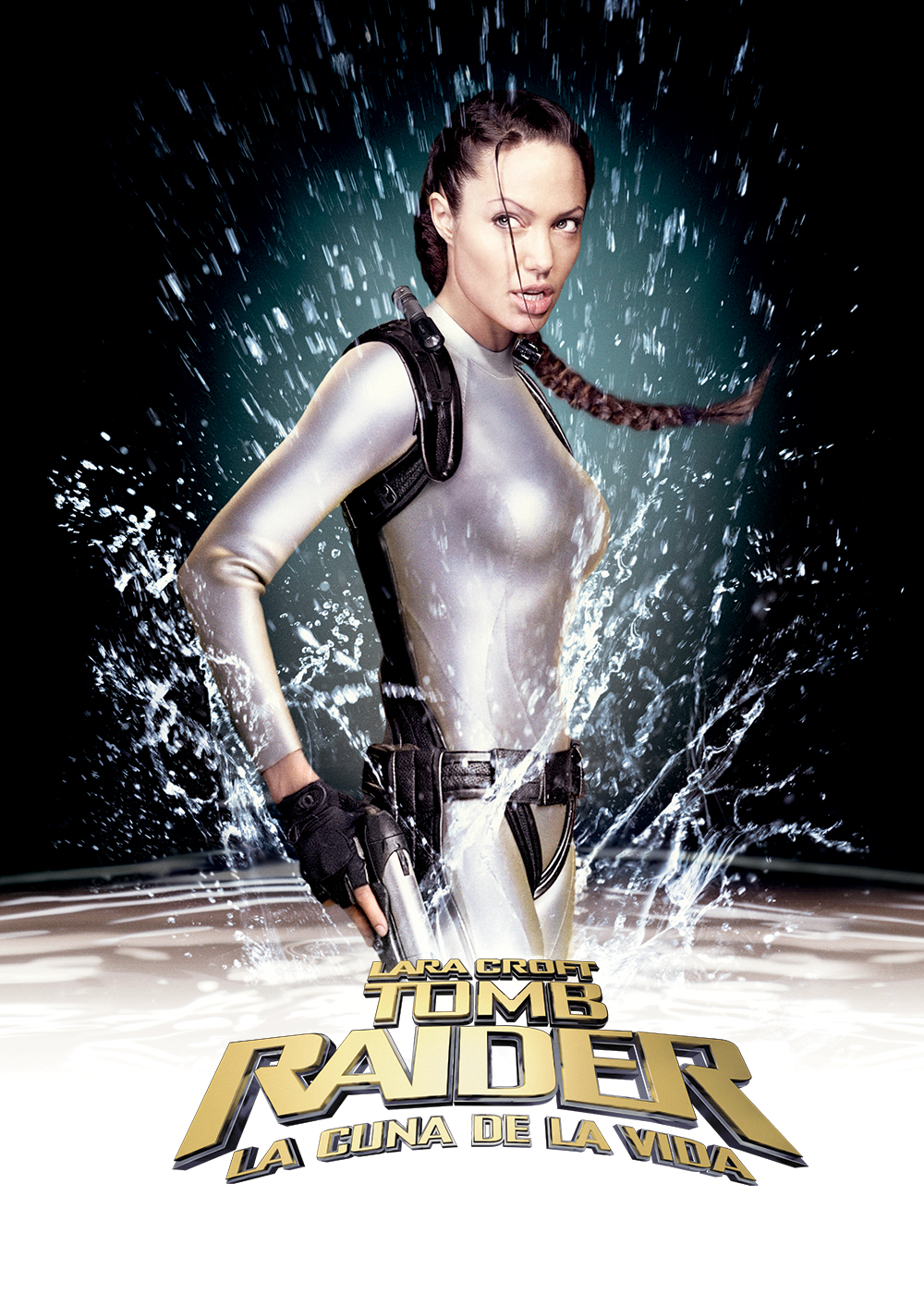 Lara Croft: Tomb Raider - La cuna de la vida