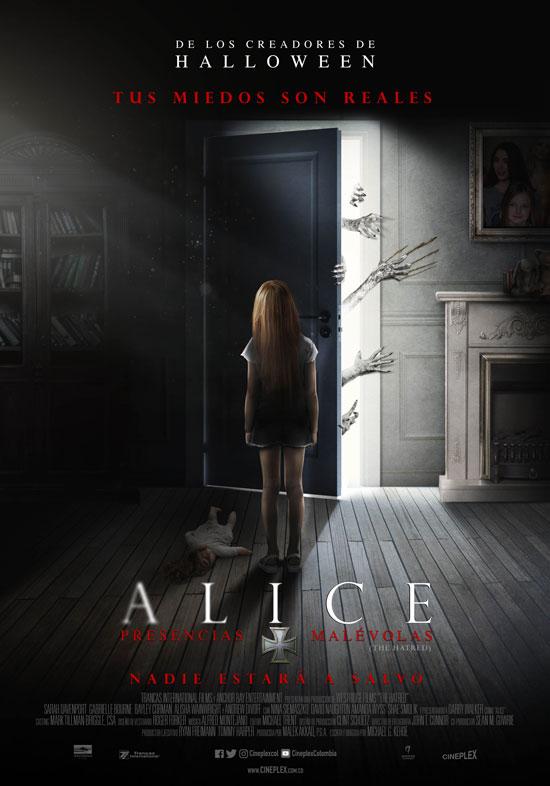 Alice: Presencias malévolas