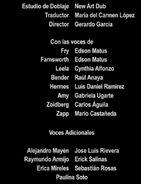 Doblaje Latino de Futurama (6ta Temp. - Cap. 90)