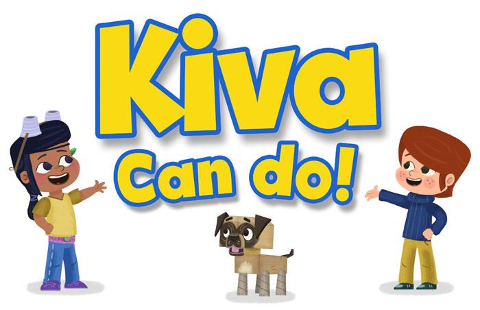 Kiva, puede hacerlo!