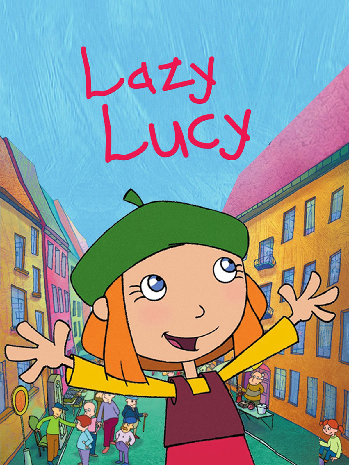 Lucy, la floja
