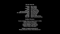 Phineas y Ferb créditos DNA T3 HD