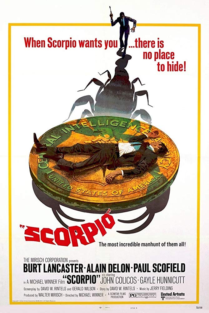 Escorpión (1973)