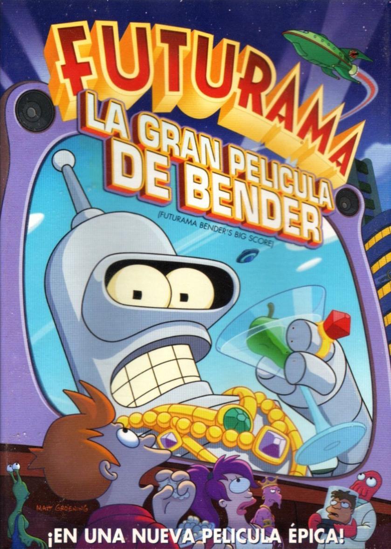 Futurama: La gran película de Bender