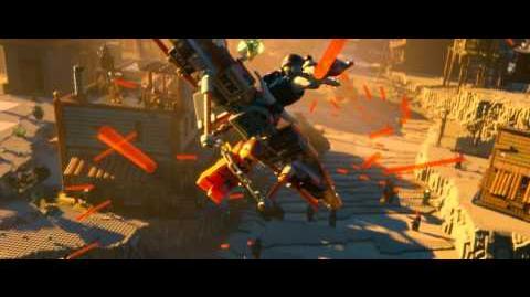 """LA GRAN AVENTURA LEGO - Unidos 15"""" Doblado HD - Oficial de Warner Bros. Pictures"""