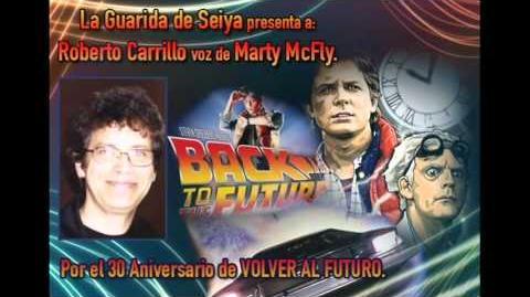 La Guarida de Seiya - Especial Volver al Futuro con Roberto Carrillo