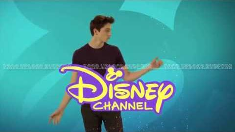 Milo Manheim (ZOMBIES) - Estás viendo Disney Channel Latinoamérica - Bumper
