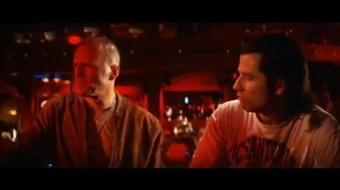 Pulp Fiction - Vincent Insulta a Butch (Español México)