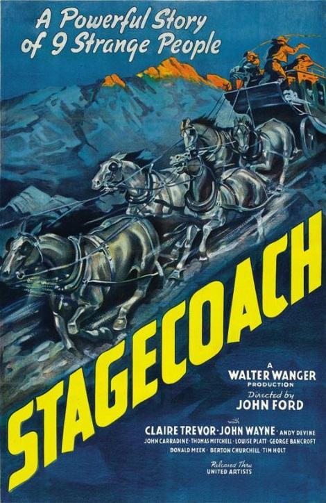 La diligencia (1939)