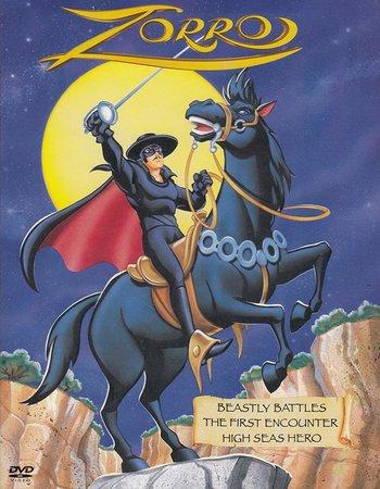 El Zorro: La serie animada