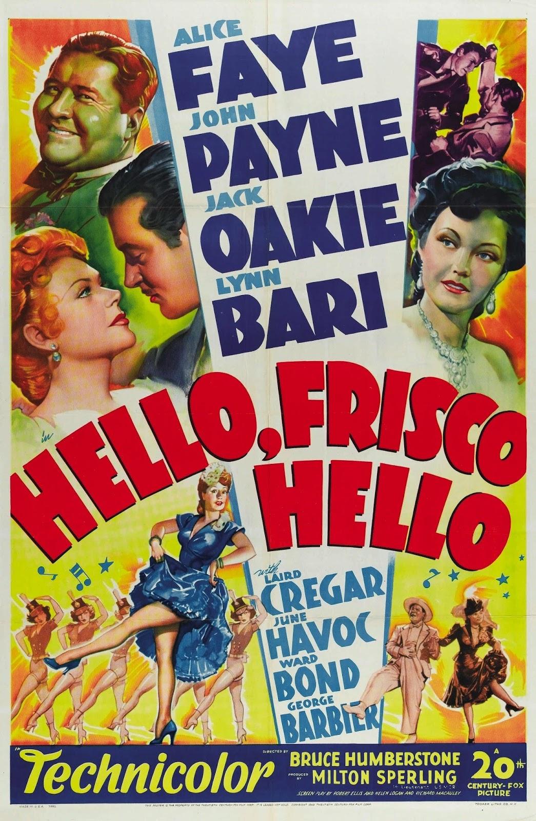 Hola, Frisco, hola