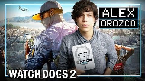 Watch Dogs 2 - Entrevista con Alex Orozco, la voz de Marcus Holloway