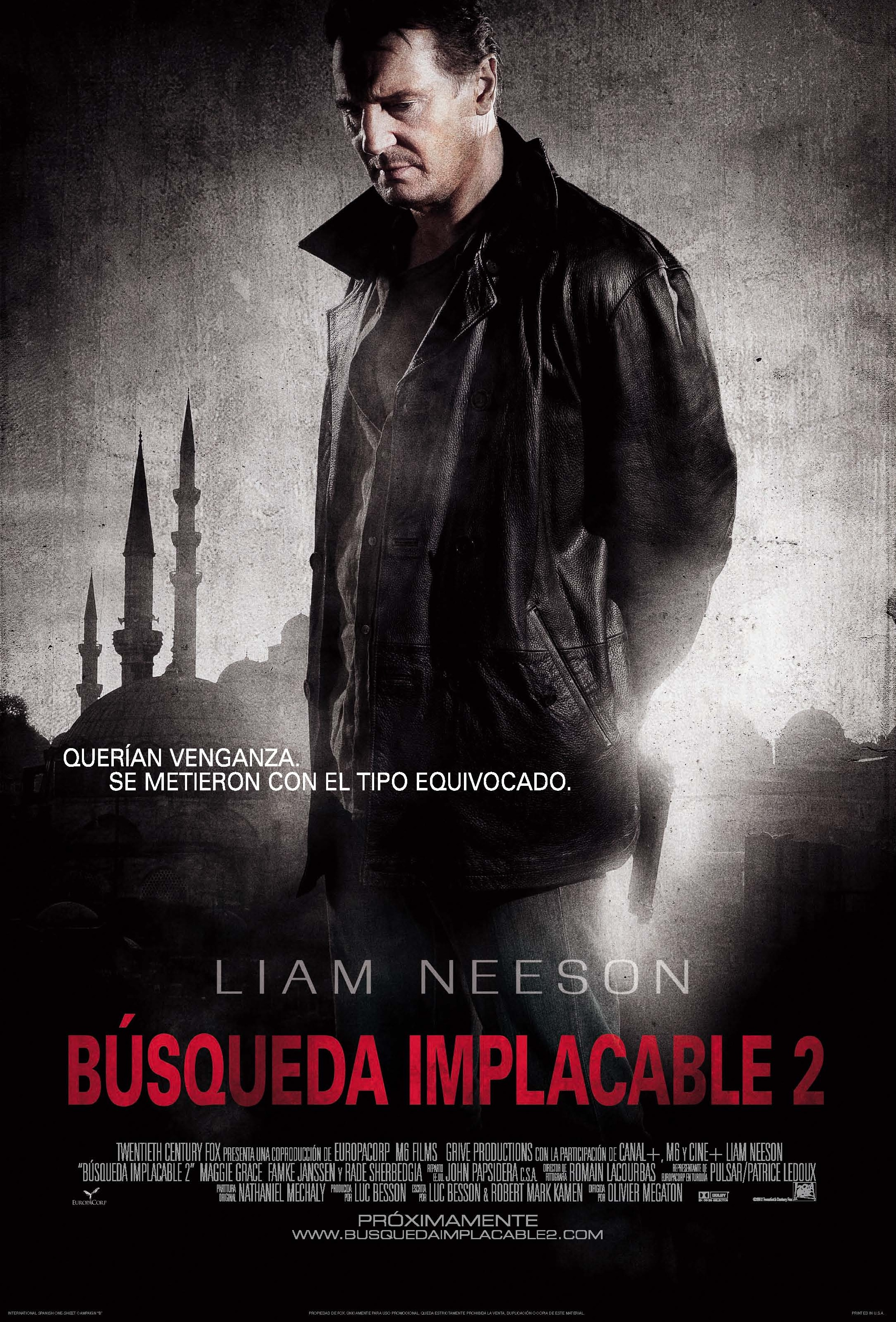 Búsqueda implacable 2