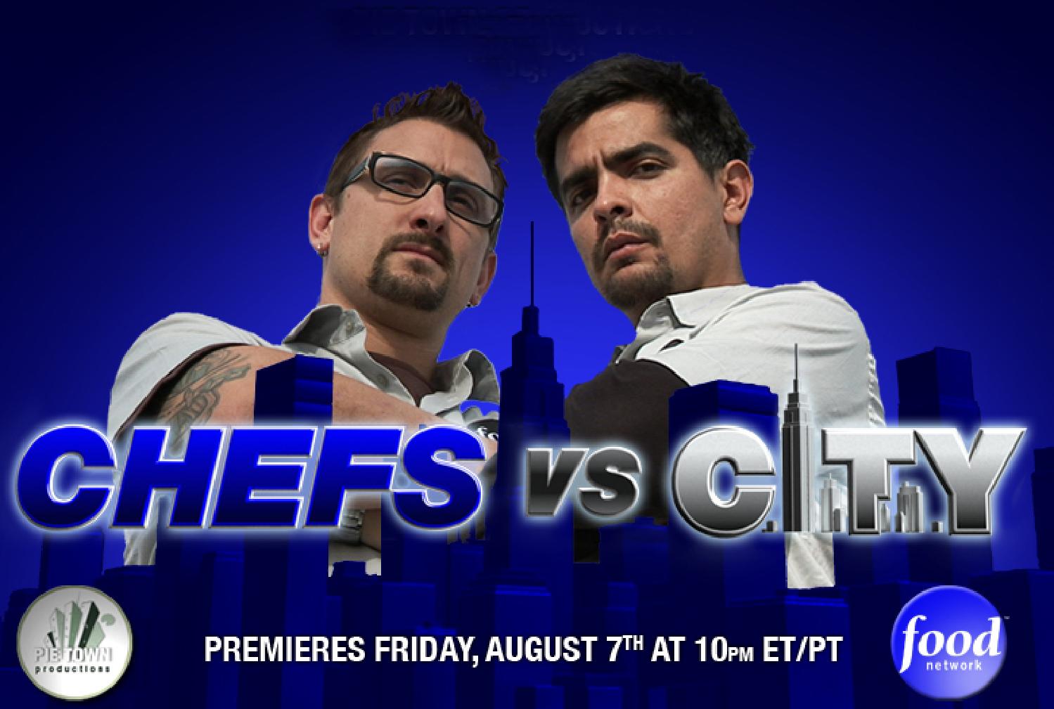 Chef vs City