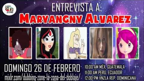 Entrevista_a_Maryangny_Álvarez_en_Dubbing_Zone