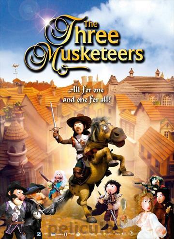 Los tres mosqueteros (2005)