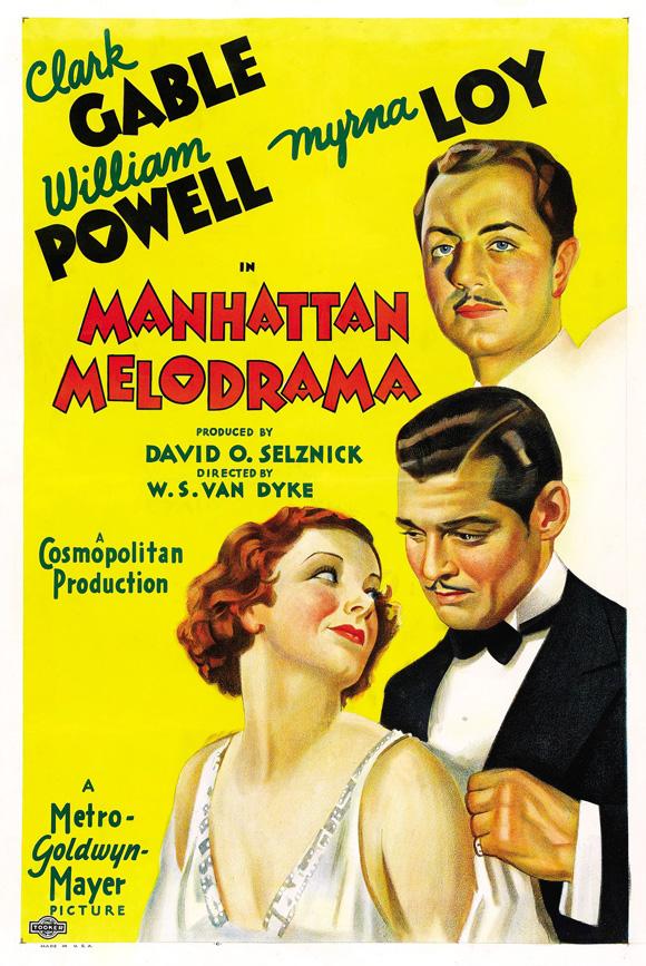 Melodrama de Manhattan