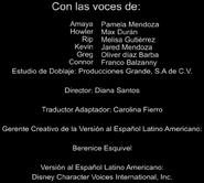 PJ Mask Creditos Amaya en Acción