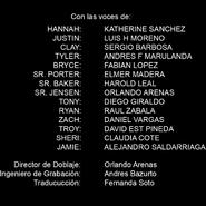 13RW Créditos EP10