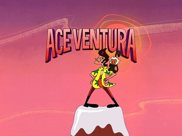 Ace Ventura: Detective de mascotas (serie animada)