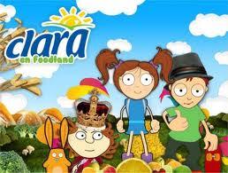 Clara en Foodland