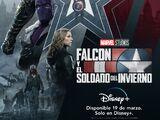 Falcon y el Soldado del Invierno