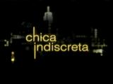 Chica indiscreta